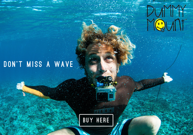 Don't Miss A Wave Dummy Mount