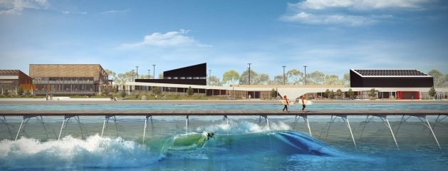 Wavegarden Is Coming To Australia.