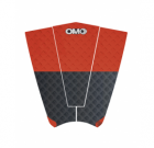 Deckah Black and Red Tail Pad