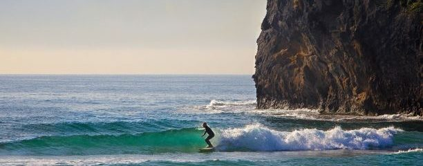 Kimchi And Barrels……Surfing Nth Korea