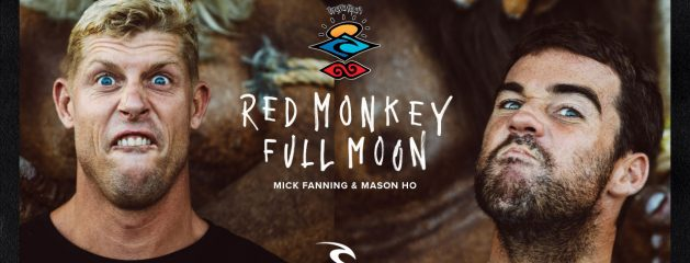 Mick & Mason –  Red Monkey Full Moon