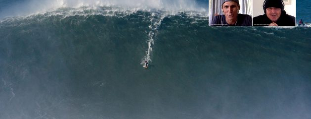 Late Drop – The Big Wave Podcast: Jamie Mitchell Hosts Ross Clarke-Jones